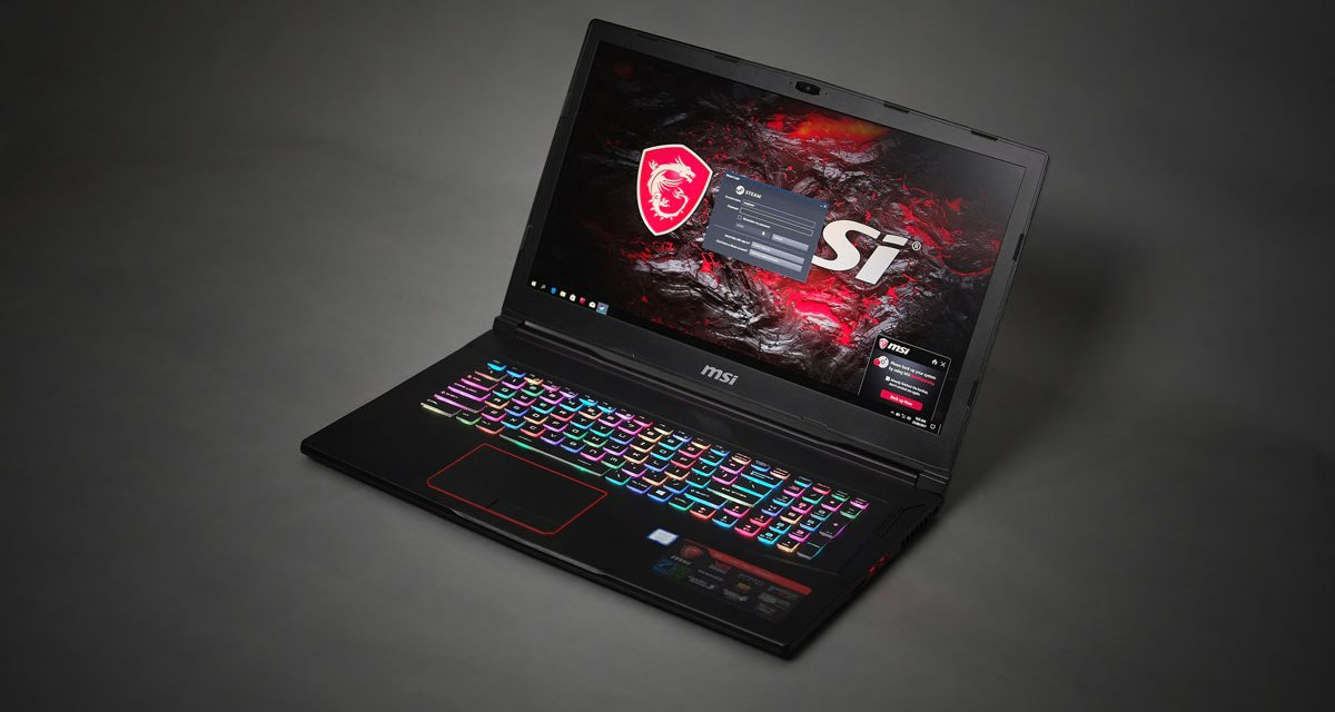 Review | MSI GE73VR 7RF Raider Gaming Notebook