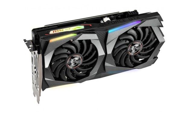 MSI Reveals GeForce GTX 1660 Series Models