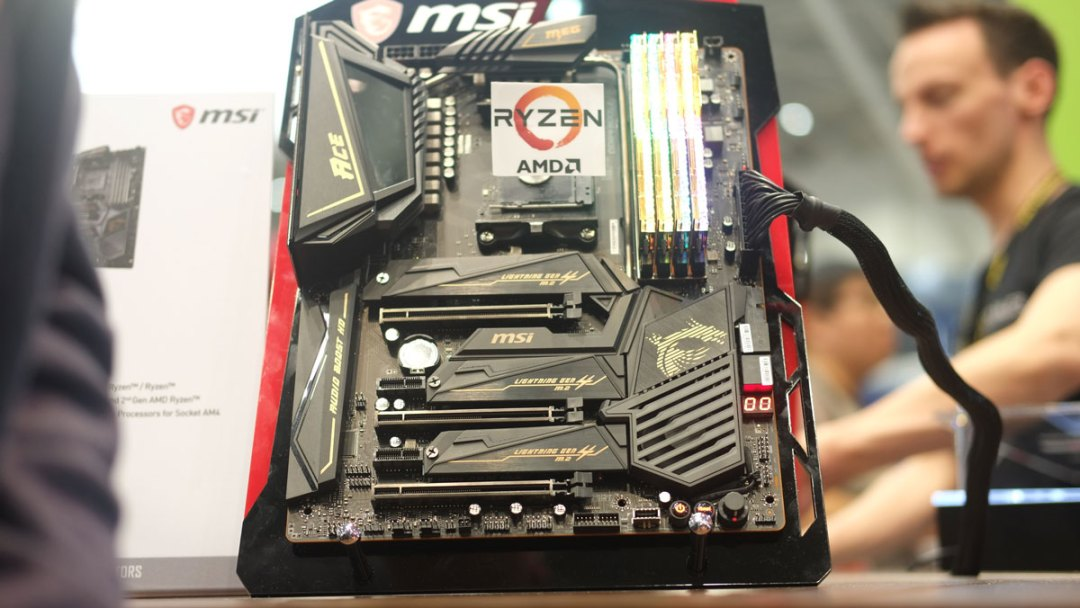 MSI X570 Motherboard Line-Up Revealed at Computex | TechPorn