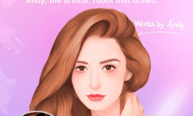 Meitu Launches Andy the AI Painting Bot