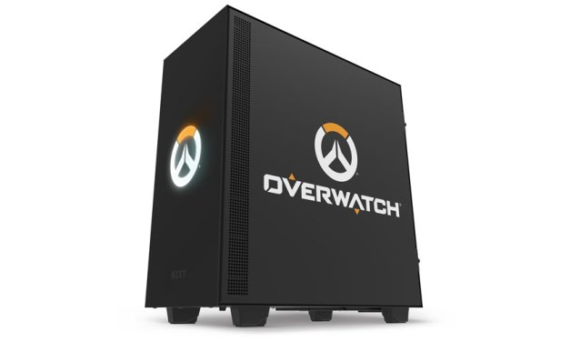 NZXT Introduces H500 Overwatch Edition Chassis