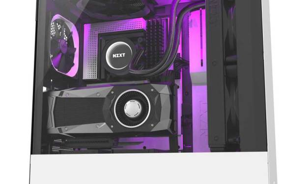 NZXT Unveils the H500 & H500i Case
