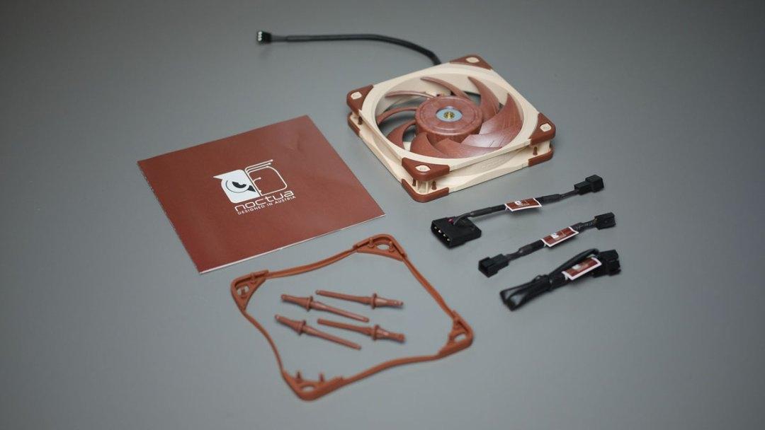 Noctua NF-A12x25 ULN Fan (2)