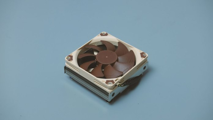 Noctua NH-L9i Low Profile CPU Cooler (1)