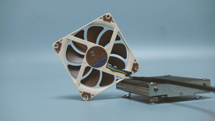 Noctua NH-L9i Low Profile CPU Cooler (5)