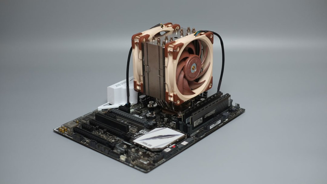 Noctua NH-U12A Tower CPU Cooler (9)