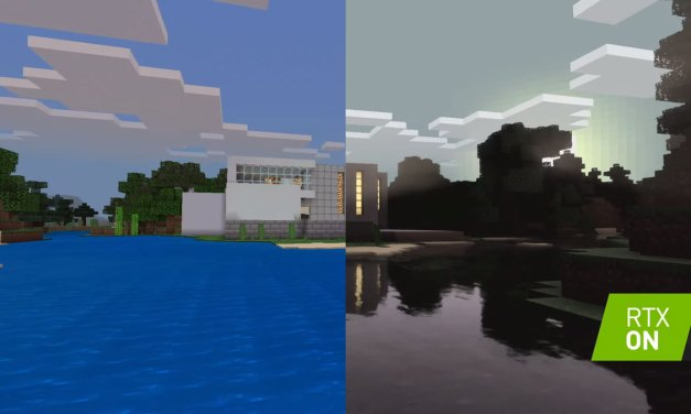 Minecraft Gets Ray-Tracing and Many More at Gamescom 2019