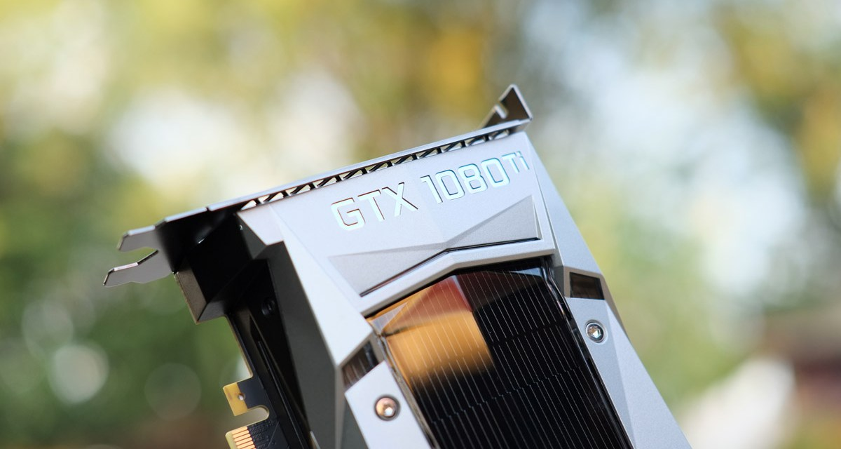 The Nvidia GeForce GTX 1080 Ti Founders Edition Review
