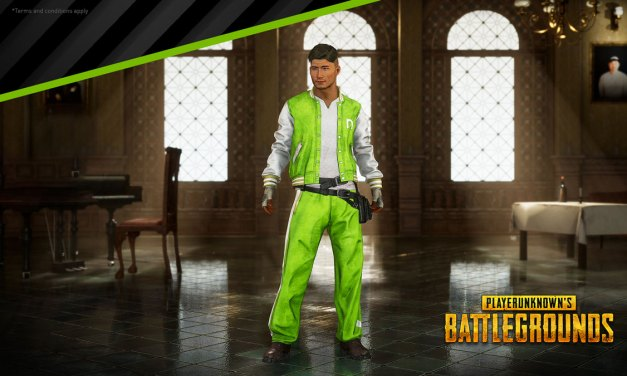 PUBG Offers NVIDIA Exclusive Tracksuit for GTX 16-Series Buyers