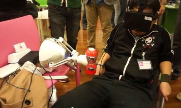 Oculus Rift VR Receives a Japanese Treatment