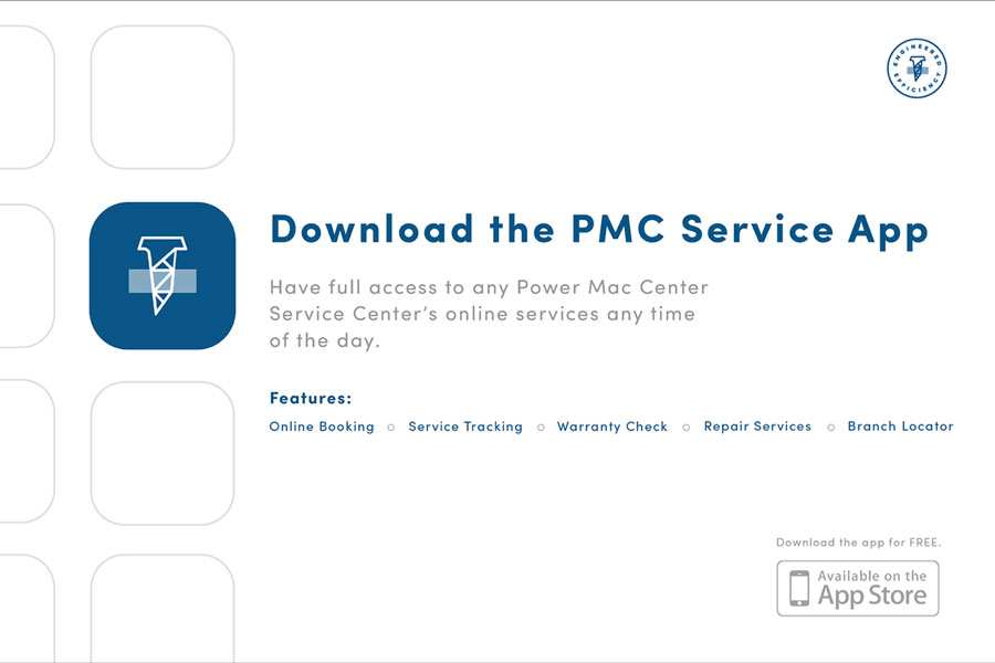 Power Mac Center Boosts Customer Care with PMCService app
