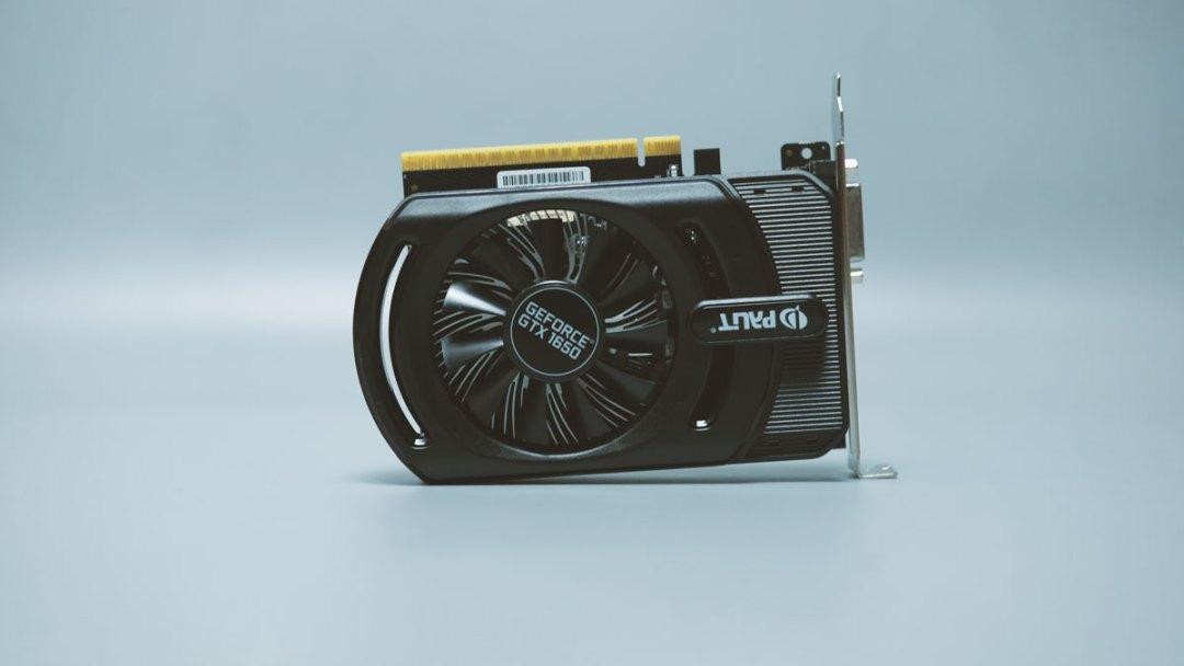 Palit GTX 1650 StormX (5)