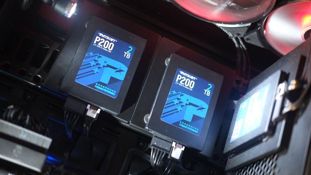 Patriot VPR100 P200 SSD Computex (2)