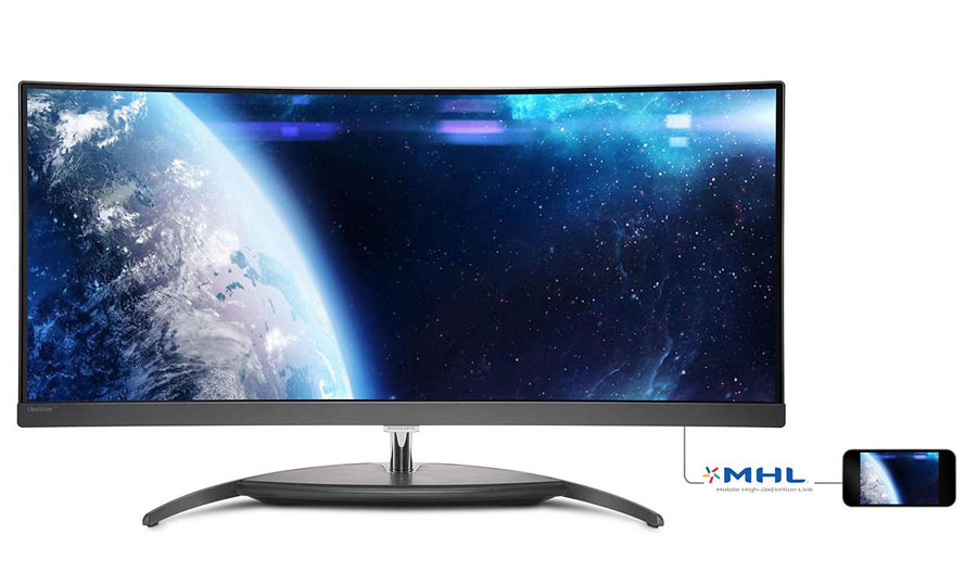 Philips Tells Us Why Curved Monitors Are The Bomb