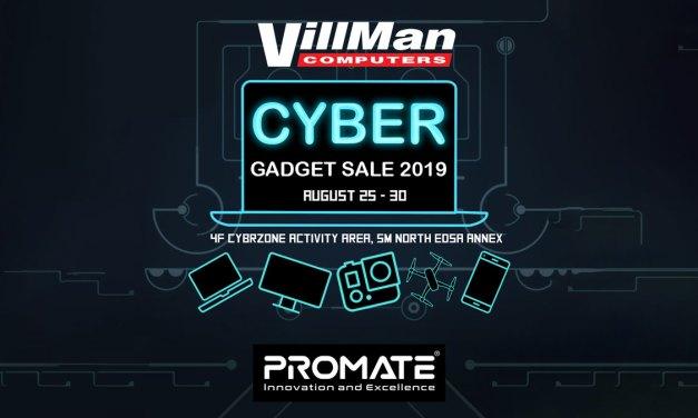 Promate Joins VillMan Computers Gadget Sale 2019
