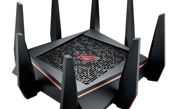 ASUS ROG Releases The Rapture GT-AC5300 Gaming Router