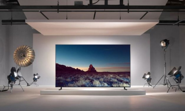 Samsung Unveils Real 8K Resolution QLED at IFA 2018