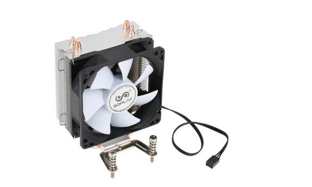 SOPLAY CPU Cooler 2 For AMD Now at 21% Off via TomTop