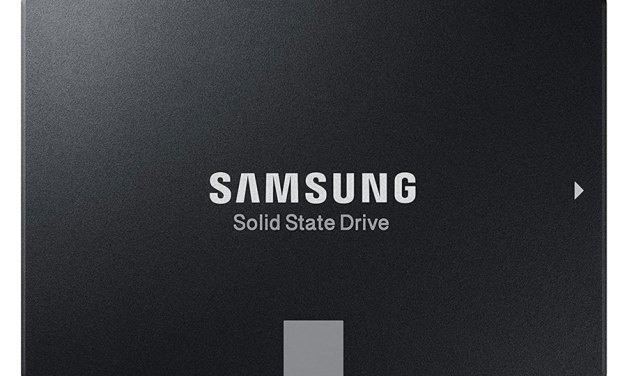 Samsung Electronics Starts Mass Production of 4-bit Consumer SSD