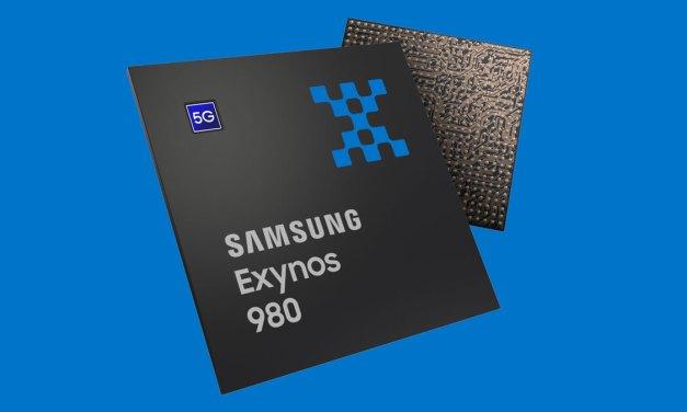 Samsung Introduces Exynos 980 5G-Integrated Processor