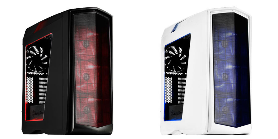 SilverStone Releases New Primera and Precision Series Cases