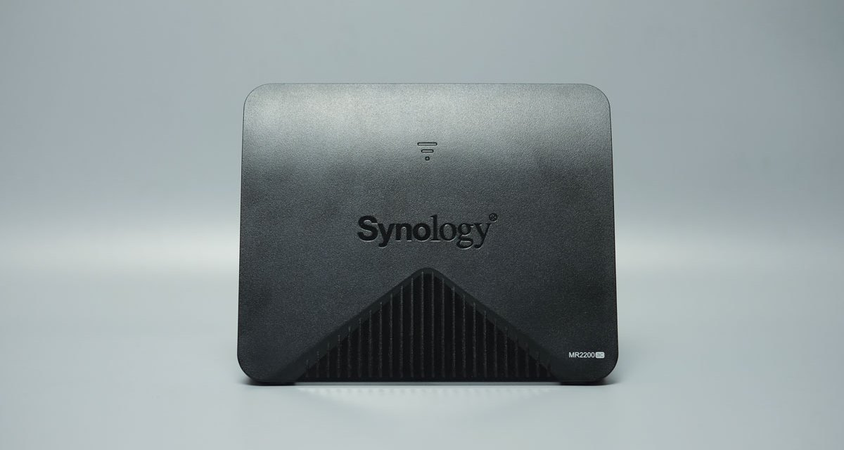 Review | Synology MR2200AC Wireless Tri-Band Mesh Router