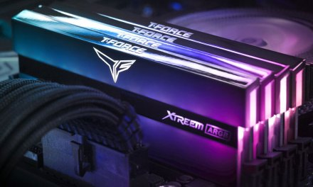 T-FORCE Releases XTREEM ARGB Gaming Memory