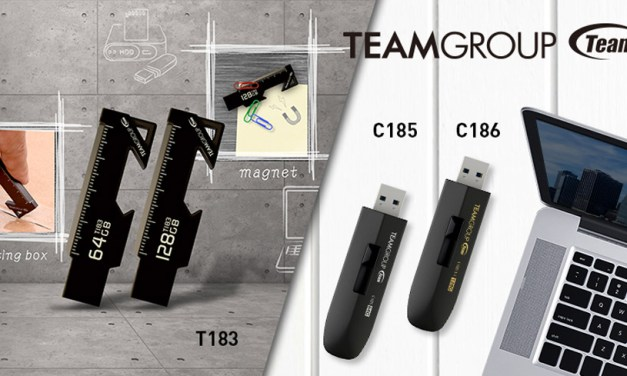 TEAMGROUP Launches Functional T183 Tool USB Drive
