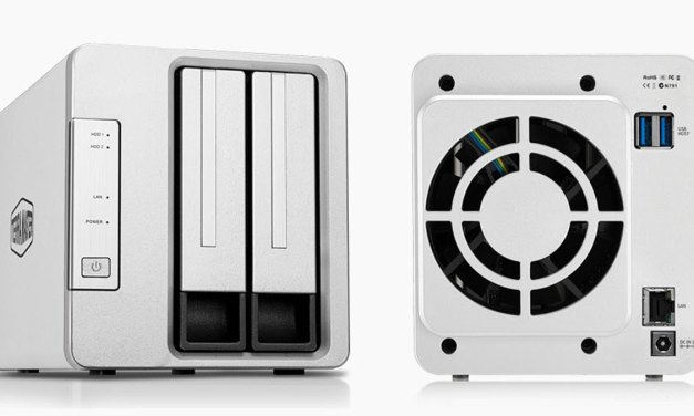 TerraMaster Releases Performance Oriented F2-210 Budget NAS