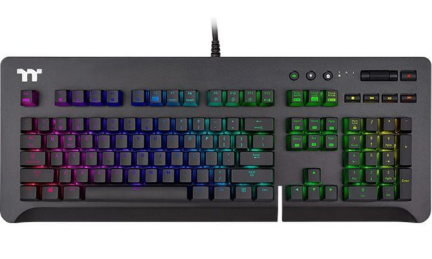 Thermaltake Gaming Releases Level 20 GT RGB Gaming Keyboard