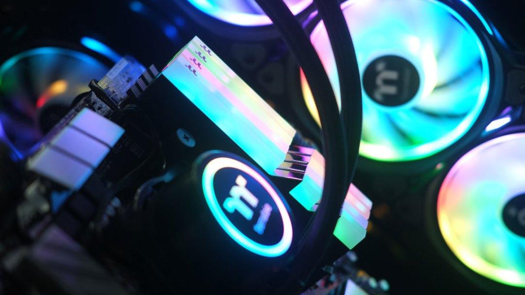 Thermaltake TOUGHRAM RGB Computex (2)