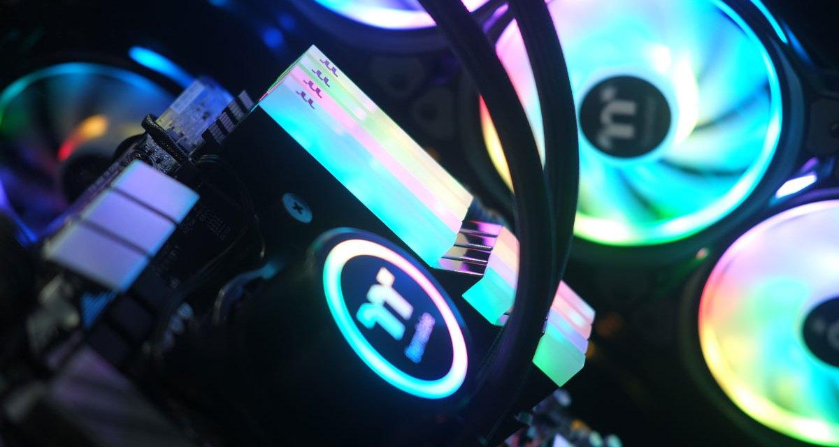 Thermaltake Unveils TOUGHRAM RGB RAM At Computex
