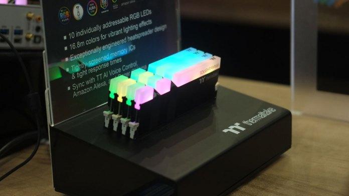 Thermaltake TOUGHRAM RGB Computex (3)