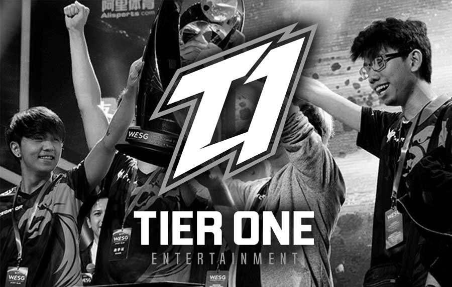Tier One Entertainment is Philippine's First Talent Agency for Gamers