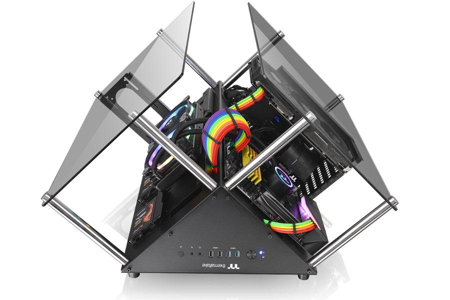 Thermaltake Formally Announces The Core P90 Chassis