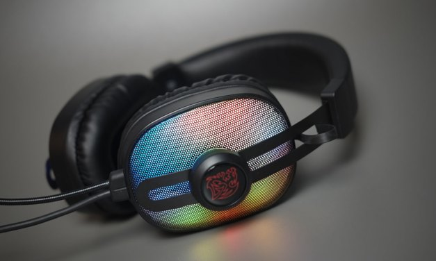 Review | TteSports Pulse G100 RGB Gaming Headset