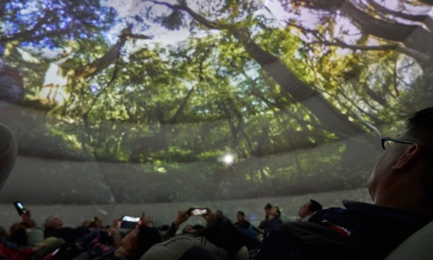ViewSonic Laser Projector Powers Asia's First 360-Degree Fulldome Festival