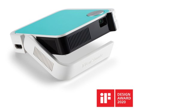 ViewSonic M1 Mini Pocket Projector Bags iF Design Award