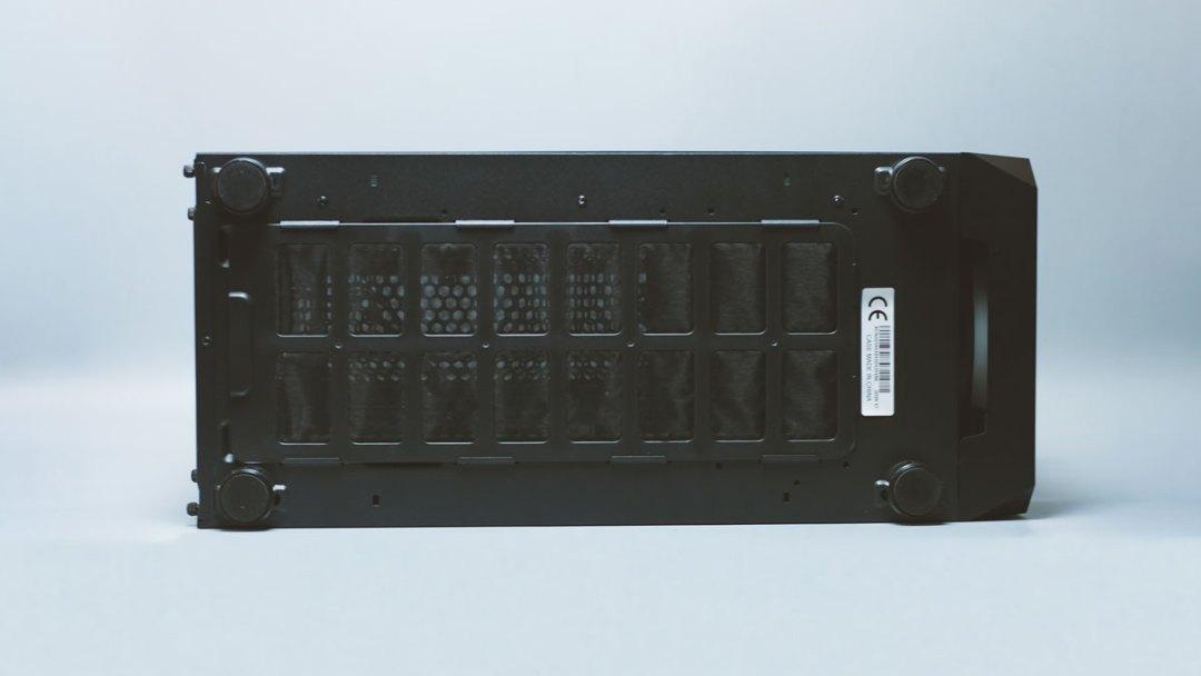 Xigmatek Zest Tempered Glass RGB Case (5)