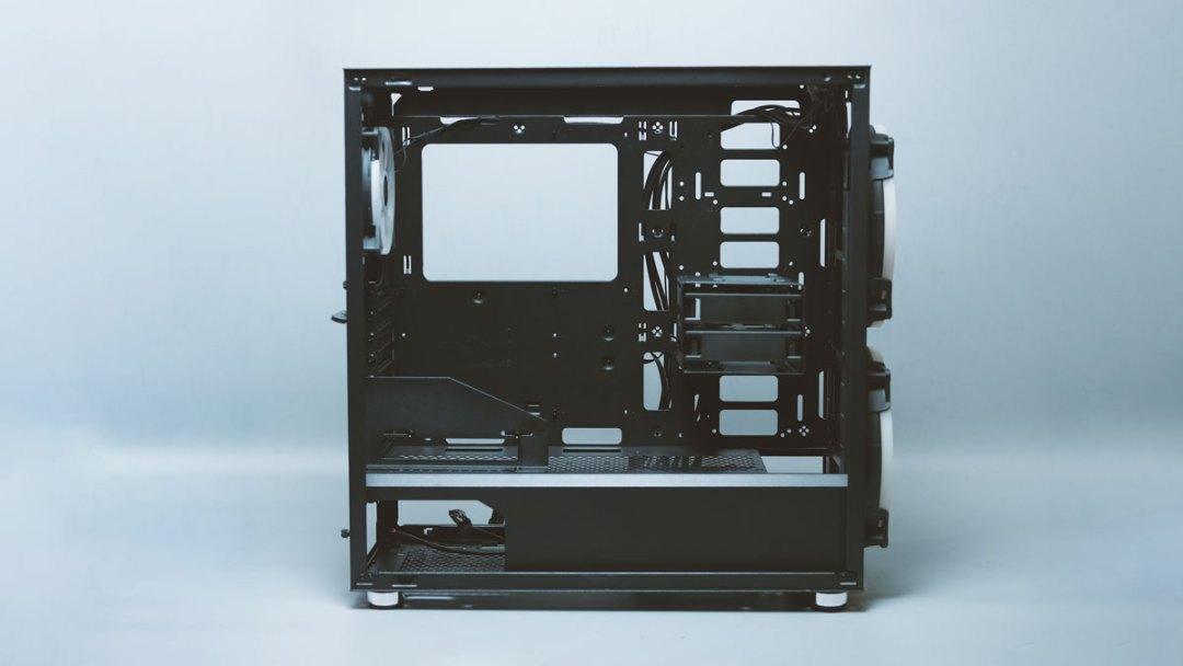 Xigmatek Zest Tempered Glass RGB Case (6)