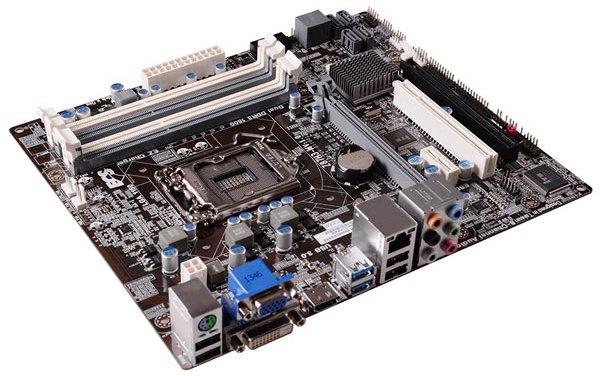 ECS Intros Z87H3-M Micro-ATX Motherboard