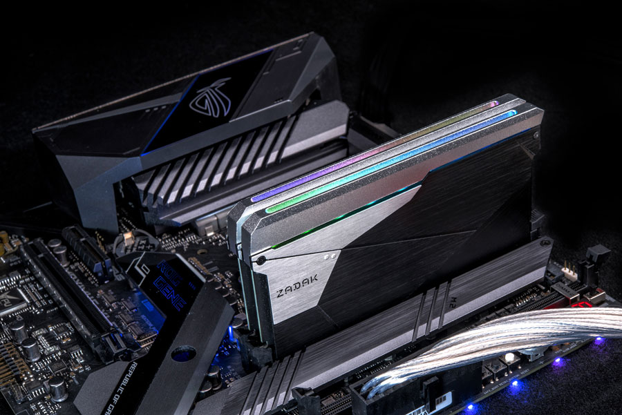 ZADAK Announces SHIELD DC DDR4 32GB 3600MHz RAM | TechPorn
