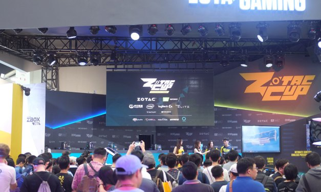 ZOTAC Successfully Raises $100K USD Charity Prize Pool at Computex