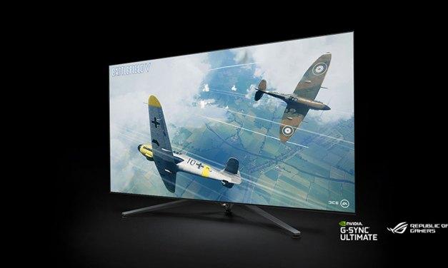 Nvidia Announces G-SYNC ULTIMATE Mini-LED Technology