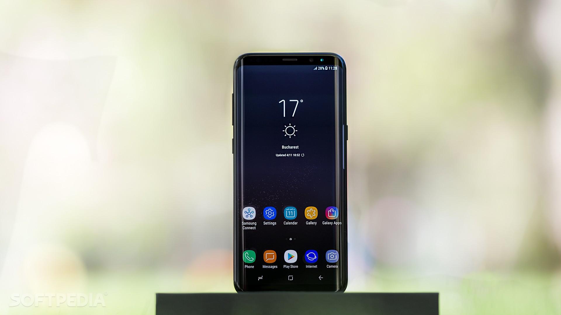 Samsung Galaxy S9 con Android 81 Oreo aggiornamento