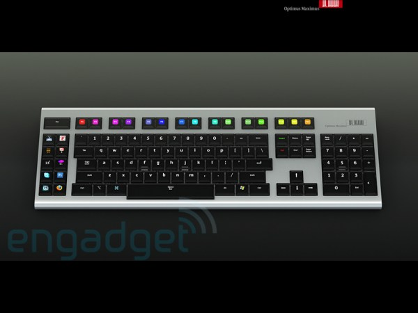 Optimus Keyboard -#prtipy info