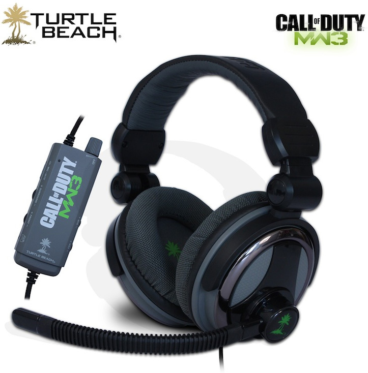 Turtle Beach To Release Limited Edition Call Of Duty MW3