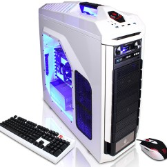 Zeus Thunder Ultimate Gaming Systems Chair Ottoman Cyberpowerpc Announces New Desktop Pcs Paired With Geforce Gtx 660 Ti