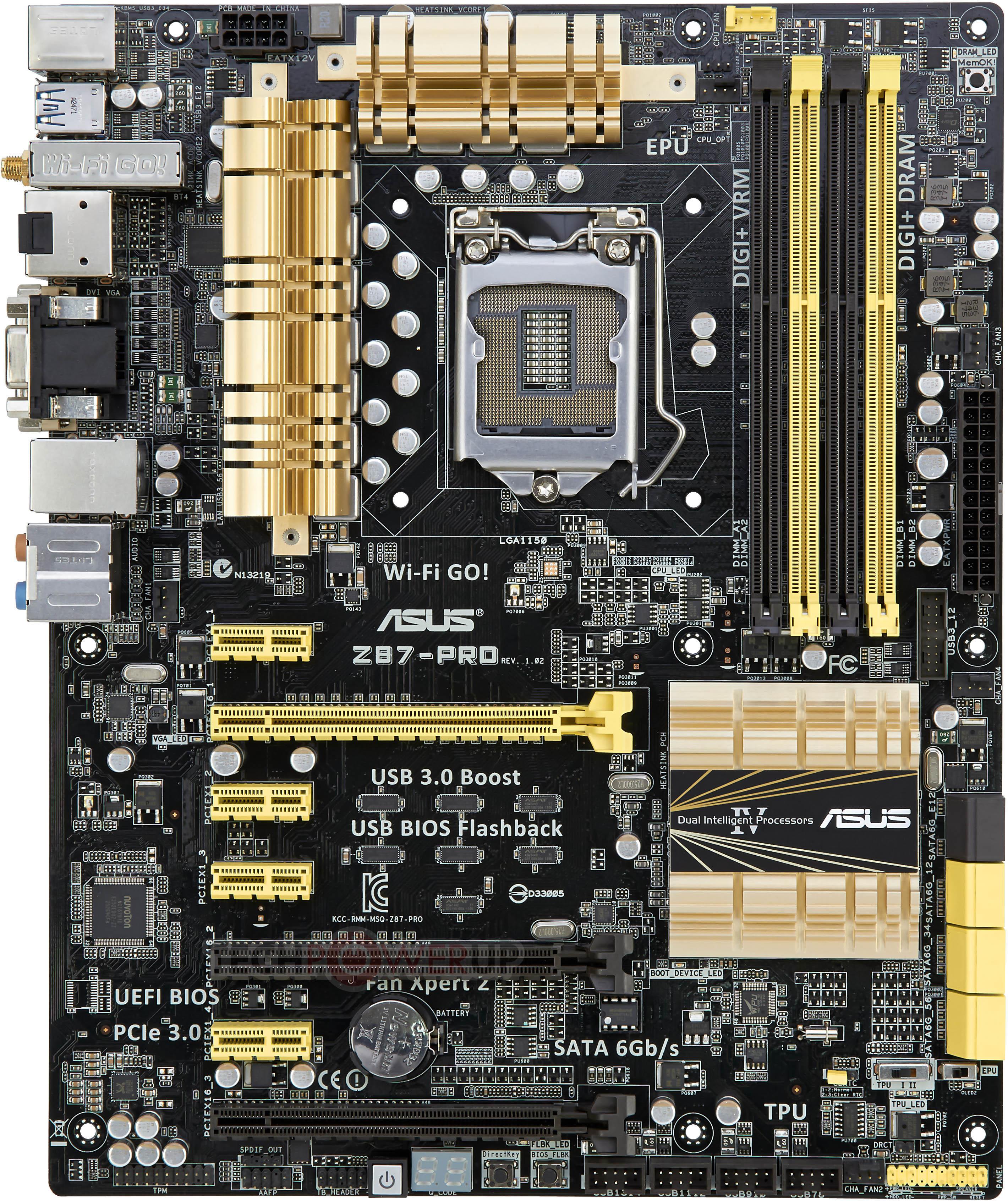 0 S Asus Intel Z87 Usb Z87 3 Atx 1150 6gb Plus Hdmi Intel Sata Motherboard Lga