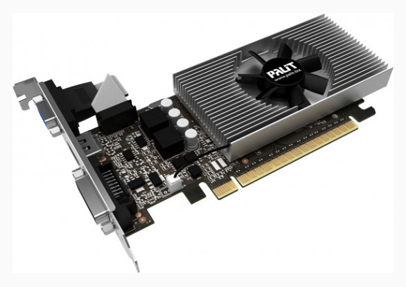 Palit Releases Its GeForce GT 730 Series Cards | TechPowerUp